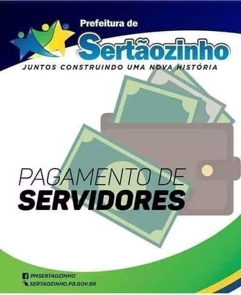 Pagamento do servidor (a) público municipal referente ao mês de junho de 2021