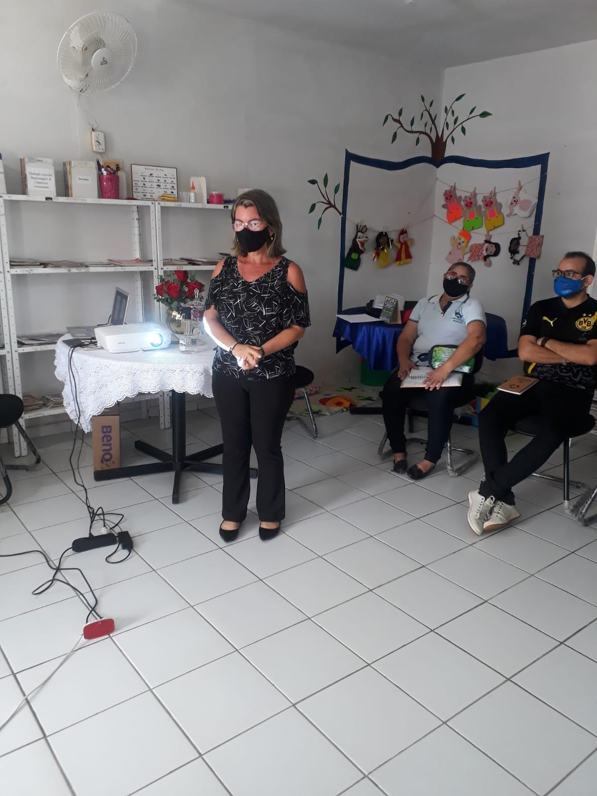 Secretaria de Educação e Cultura em parceira com o Governo do Estado da Paraíba, prepara-se para realizar a I Avaliação em Larga Escala do Programa Integra Paraíba